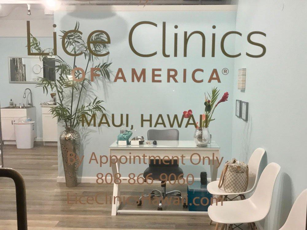 Uku Removal Clinic in Maui, Hawaii